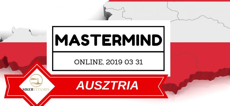 SÜK - AUSZTRIA - 2019 03 31