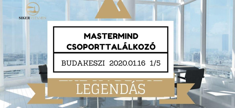 SÜK Találkozó 2020 01 16 Legendás 1