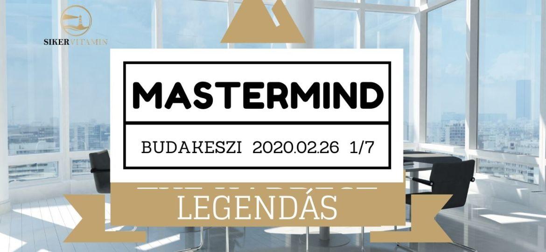 SÜK Találkozó 2020 02 26 Legendás 1
