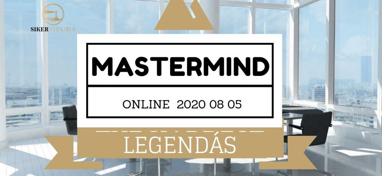 SÜK ZOOM 2020 08 05 Legendás
