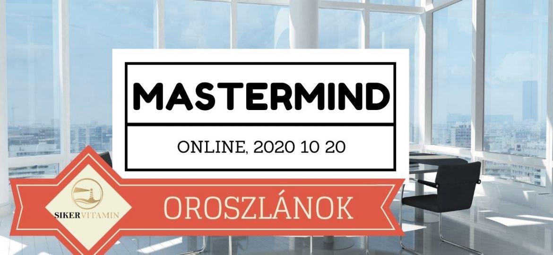 SÜK ZOOM 2020 10 20 Oroszlánok