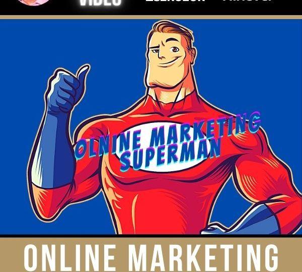 Online marketing MasterClass - sikervitamin