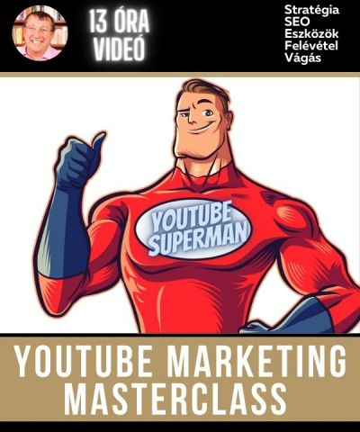 Youtube marketing MasterClass - sikervitamin