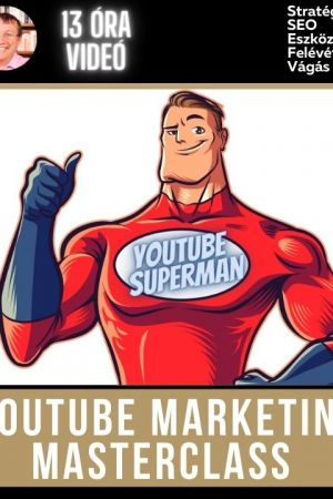 Youtube marketing MasterClass - sikervitamin