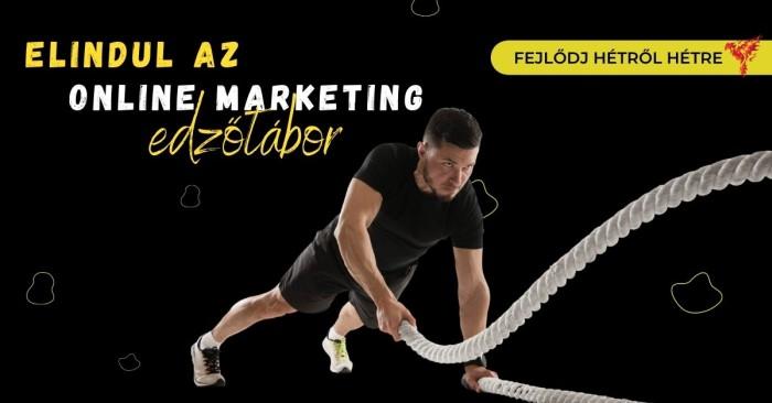 Online Marketing Edzőtábor